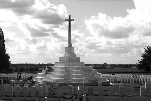 Tyne Cott Cross of Sacrifice