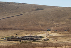 Maasai village, Ngorogoro