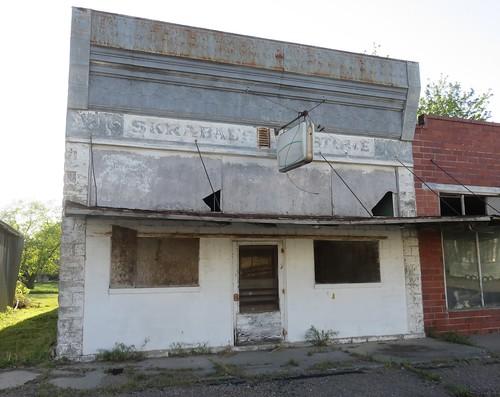 Old Skrabal's Store (Virginia, Nebraska)