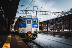 JR Hokkaido KIHA40 Series_357