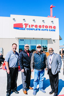 Ribbon Cutting: Firestone