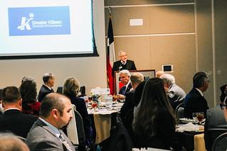 PPC Luncheon: Dr. Harrison Keller