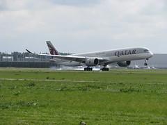 Qatar A350-1051