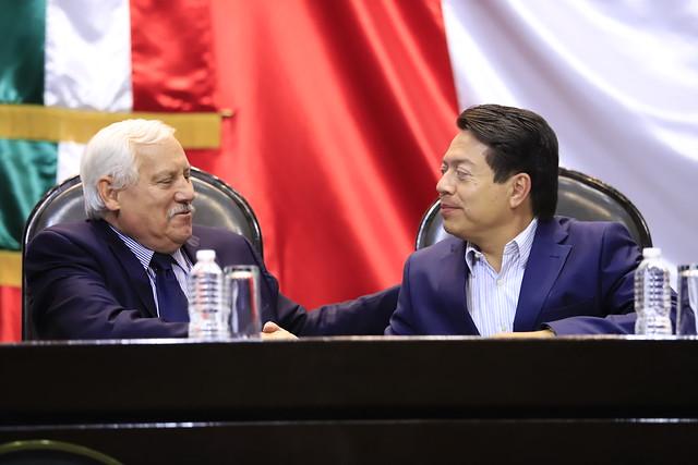 13/02/2019 Reunión de Presidentes municipales con Secretario de SADER Víctor Villalobos