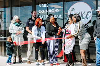Ribbon Cutting: Luxe Salon