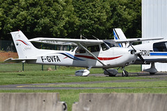 Cessna 172R Skyhawk 'F-GVFA' - Photo of Ormesson-sur-Marne
