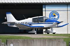 Robin DR400-100 Cadet 'F-GGJG'