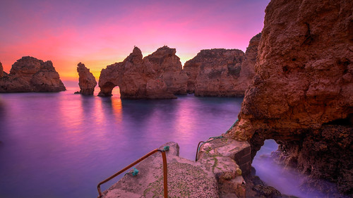 Sunrise, Lagos, Portugal