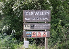 Idle Valley Nature Reserve 02/05/2020