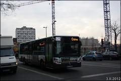 Irisbus Citélis 12 – RATP (Régie Autonome des Transports Parisiens) / STIF (Syndicat des Transports d'Île-de-France) n°5289