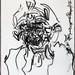 2007.01-2007.12[3] Shanghai Sanlintang Studio Pastel on paper 上海三林塘工作室 纸上炭精条(119.4x88.9cm)-132