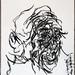 2007.01-2007.12[3] Shanghai Sanlintang Studio Pastel on paper 上海三林塘工作室 纸上炭精条(119.4x88.9cm)-144