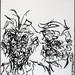 2007.01-2007.12[3] Shanghai Sanlintang Studio Pastel on paper 上海三林塘工作室 纸上炭精条(119.4x88.9cm)-133