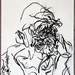 2007.01-2007.12[3] Shanghai Sanlintang Studio Pastel on paper 上海三林塘工作室 纸上炭精条(119.4x88.9cm)-146