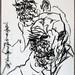 2007.01-2007.12[3] Shanghai Sanlintang Studio Pastel on paper 上海三林塘工作室 纸上炭精条(119.4x88.9cm)-141