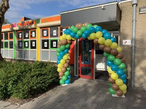 Ballonboog 6m Annie MG Schmidt School Spijkenisse
