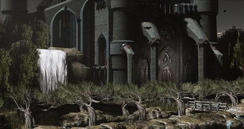 Gothic Castle....