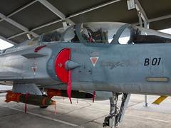 Mirage 2000B #01