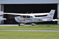 Cessna 172S Skyhawk 'F-GMIP' - Photo of Chevry-Cossigny