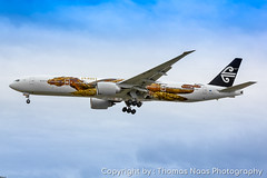 Air New Zealand, ZK-OKO : The Hobbit - The Desolation of Smaug