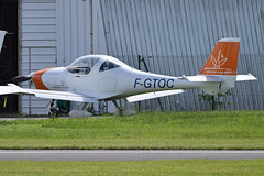 Aquila AT01 'F-GTOC' - Photo of Chevry-Cossigny