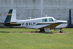 Mooney M20E Chapparal 'F-BXLM' - Photo of Chevry-Cossigny