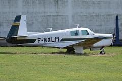 Mooney M20E Chapparal 'F-BXLM'