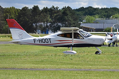 Tecnam P2008-JC 'F-HOOT' - Photo of Ormesson-sur-Marne