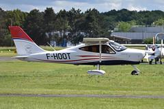 Tecnam P2008-JC 'F-HOOT'