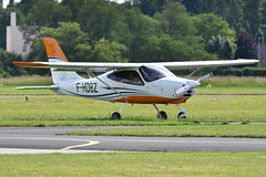 Tecnam P2008-JC 'F-HDBZ' - Photo of Chevry-Cossigny