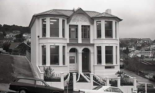 House, Moray Place, opposite Town Hall, c1971