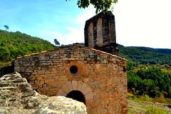 Església de Santa Susanna, Santa Perpètua de Gaià, Pontils
