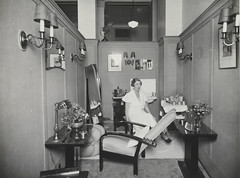 Beauty Salon, Anthony Hordern and Sons, Sydney, 1934