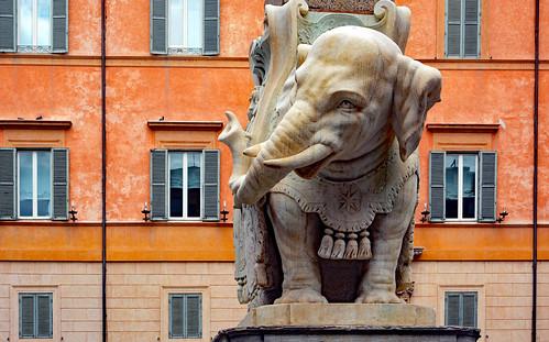 Ici, c'est Rome !