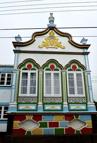Impérios do Espírito Santo da Ilha Terceira nos Açores (1933)