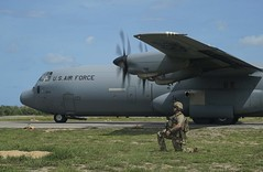 75th Expeditionary Airlift Squadron Delivers Supplies to Kenya