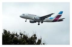 EW/EWG Eurowings Airbus A319 D-ABGP