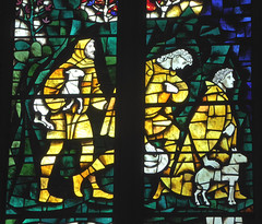 Bristol - Stammers Glass, St Mary Redcliffe