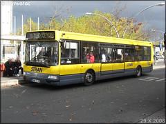 Renault Agora S – STRAN (Société des TRansports de l'Agglomération Nazairienne) n°401