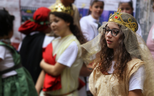Whit Sunday is celebrated in Napoli to the fullest
