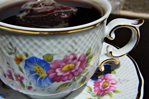 Tea-Rific / Hollóháza Porcelain