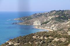 Scala dei turchi, Agrigento, Sicily, 意大利
