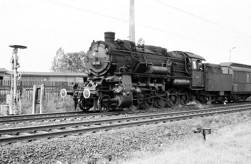 DR 58 239 (ex Bad.St.B. G 12 1025; Karlsruhe 1920) Bw Zwickau