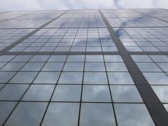 Windows of the Grande Arche