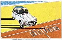 1982 Citroen Cote d'Azur
