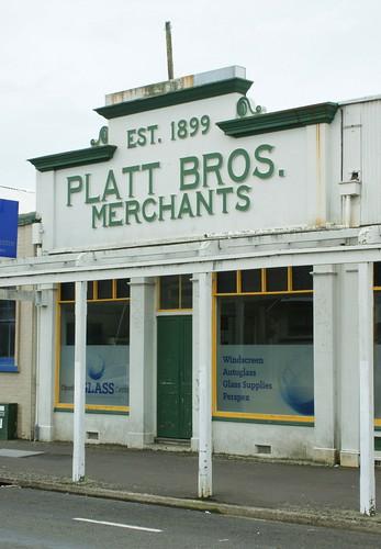 Platt Bros.Merchants (est.1899)