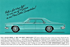1963 Chrysler Newport 4-Door Sedan
