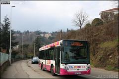 Heuliez Bus GX 127 – STADE (Société des Transports d'Annonay, Davézieux et Extensions) (Transdev) / Babus n°7663