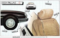 1982 Citroen GSA Pallas SE