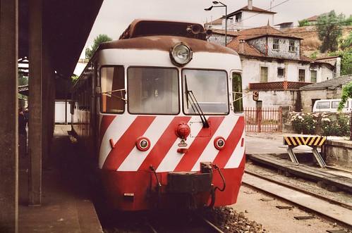 Allan railcar CP 9306